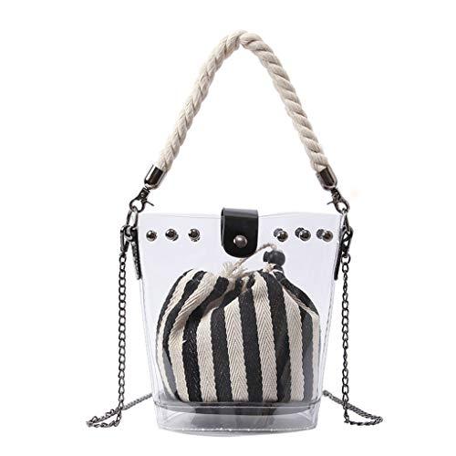 Dooney Bourke Leder Taschen (Mitlfuny handbemalte Ledertasche, Schultertasche, Geschenk, Handgefertigte Tasche,Frauen-Gelee-transparente Retro Beutel-Eimer-Beutel-Superfeuer-Kettenkurierbeutel)