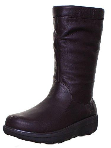 FITFLOP SUPERLOAFER 601090 nero donna ciabatte comfort punta chiusa 40