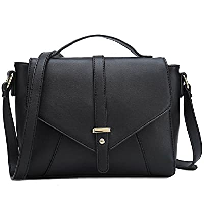 Medium Sized Crossbody Purse for Women Designer Shoulder Bags Ladies Handbags