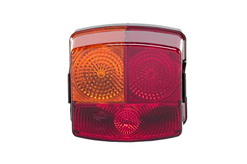 HELLA 2BE 002 776-261 Feu clignotant 12V avec porte-lampe droite