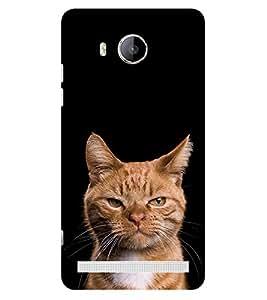ifasho Designer Phone Back Case Cover Vivo Xshot :: Vivo X Shot ( I Am the One Quotes )