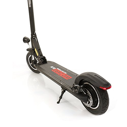 elektro scooter wizzard 2 5 city e roller mit 35 km h. Black Bedroom Furniture Sets. Home Design Ideas