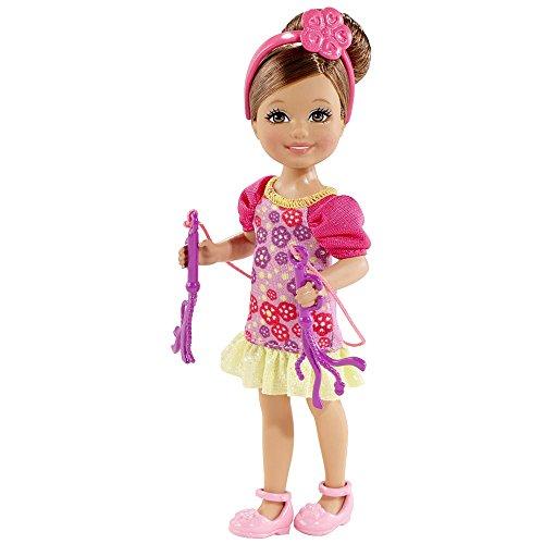 Preisvergleich Produktbild Barbie - Chelsea und Freunde - BDG42 - Chelsea mit Springseil