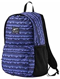 Puma 22 Ltrs Blue Depths Mountain Graphic Laptop Backpack (7471904)