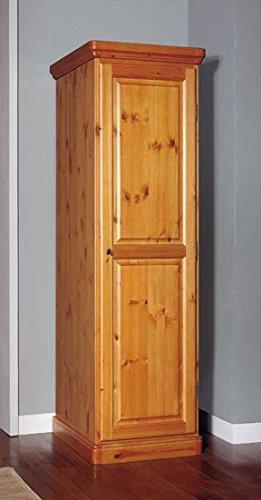 Armarios de pino color miel - Puertas color pino ...