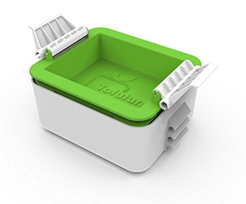 Image of Tofu Presse - Elegante und praktische Tofu-Presse für festen Tofu im Handumdrehen