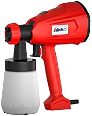 Toolscentre Electirc Spray Gun For Oil Based Materials,Paints,Stains & Sealers
