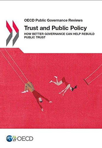 OECD Public Governance Reviews Trust and Public Policy: How Better Governance Can Help Rebuild Public Trust: Volume 2017