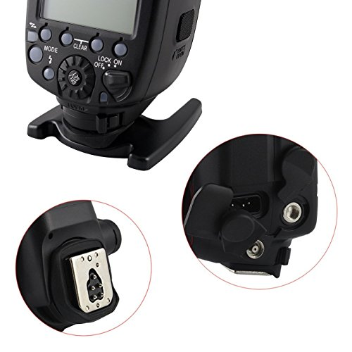 Yongnuo-YN600EX-RT-TTL-HSS-Speedlite-Sistema-di-flash-per-canon-camera-come-7D-60D-700D-650D-600D-5DIII
