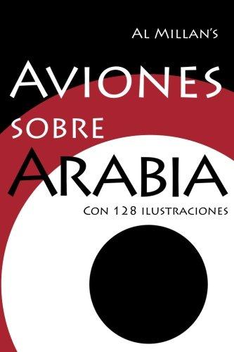 Portada del libro Aviones sobre Arabia