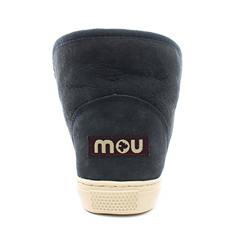Mou Bottes en mouton Mini Eskimo Sneaker Night Blue Night Blue