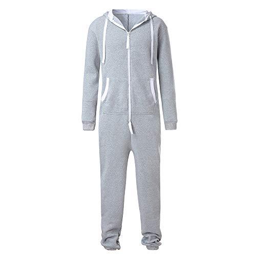 Iglu-schuh (iHAZA Nicht füßiger Pyjama Spielanzug Blusen Overall Einteiliges Kleidungsstück Unisex)