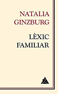 Lèxic familiar par Ginzburg