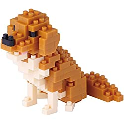Kawada Nanoblock–Pet Kit de construcción