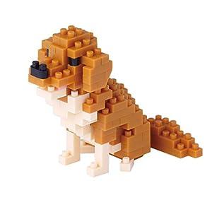KAWADA Kit de construcción para Mascotas Nanoblock