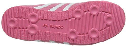 adidas Dragon Og, Formatori Bassi Unisex – Bambini Rosa (Easy Pink/ftwr White/easy Pink)