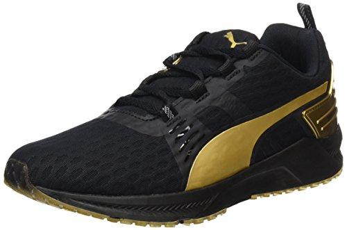 Puma Zapatillas Ignite Xt V2 Negro / Oro EU 37.5