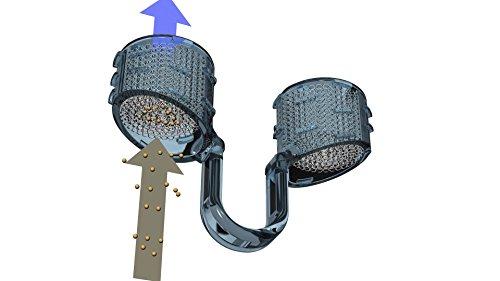 Sistema de FILTROS nasales de PARTICULAS Best Breathe® Filter, ref.: 05016, incluye 1 Porta Filtros talla M con 9 mm de diámetro interior (uso mayormente para mujeres y hombres adultos) y 30 filtros de recambio. ¡Para filtrar POLVO, SUCIEDAD, POLENES, VIRUTAS, CASPAS, ESPORAS, gérmenes y otros alérgenos entre 20 y 60 micras de tamaño! ¡Protéjase de la polución!