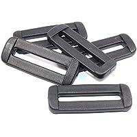 Schieber-Stopper Gurtschlaufen-Bandschlaufen 5 Stück für 40mm Gurte und Bänder.