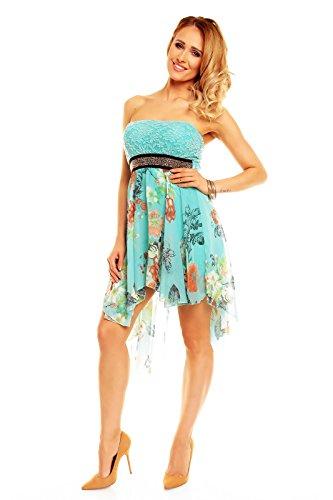 Fashion - Robe - Femme mint-bunt