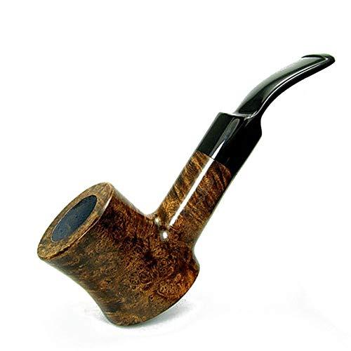 Pipa De madera hechos mano portátil pipa tabaco Conjunto