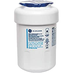 Volwco GE MWF Refrigerator Water Filter, Electric Replacement GE MWF Refrigerator Water Filter