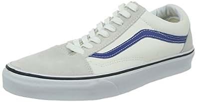 Vans Old Skool White/True Blue Shoe VOKDM9 (UK7)