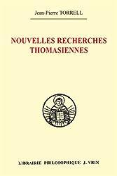 Nouvelles recherches thomasiennes