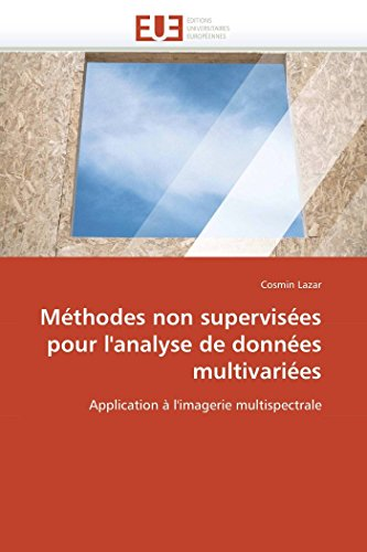 Méthodes non supervisées pour l'analyse de données multivariées