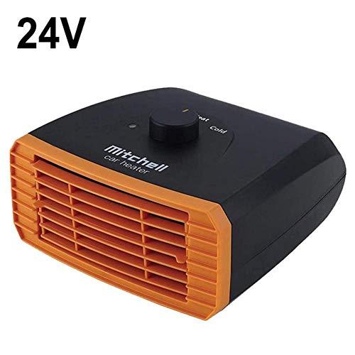 Calentador portátil de coche de 12 V / 24 V