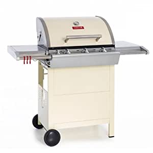 Barbecook Impuls 4.0 Barbecue au gaz Blanc