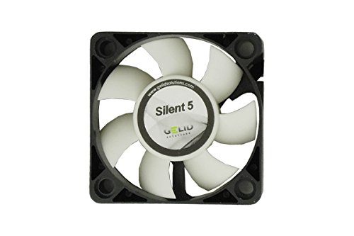 Case Fan Gelid Silent 5 50 x 50 x 15 mm Hydro...