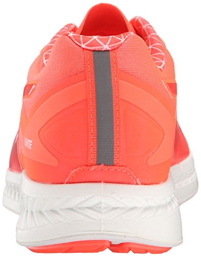 Puma Ignite Pwrwarm scarpa da running Fiery Coral