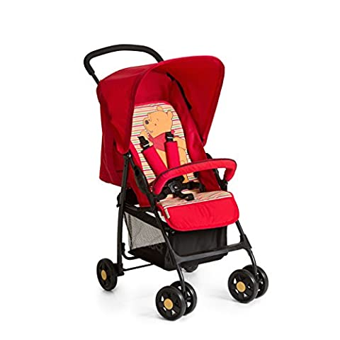 Hauck Pooh Spring Brights Sport Poussette Rouge