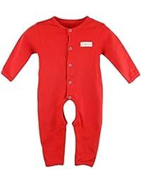 Niñas Niños Infantil fileopen Pelele Mono Body de algodón ropa Outfit