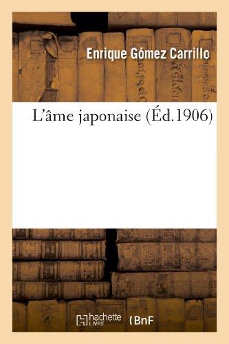 L'âme japonaise par Enrique Gómez Carrillo