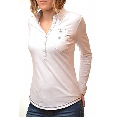 Gaastra-Polo Gaastra Bianco Malta per donna bianco XL