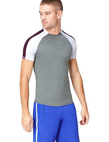Activewear Tank Top Herren, Grau, Large (Männer Für Activewear)