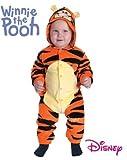 Tigger von Winnie the Pooh Bär Baby Kinder Jungen Halloween Fasching Karneval Kostüm 80-86