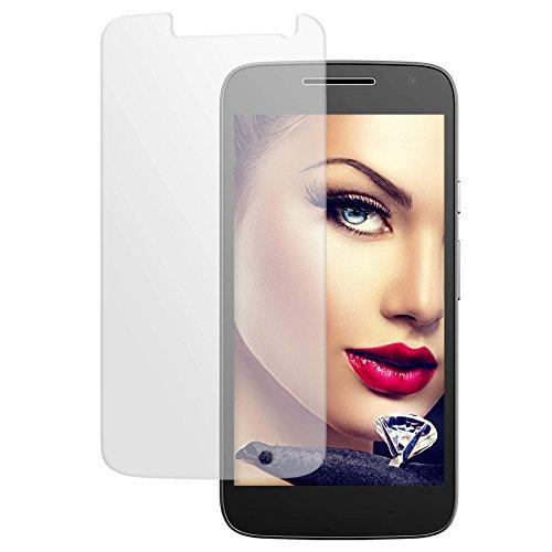 mtb more energy® Protector de pantalla de vidrio templado para Lenovo Moto G4 Play (5.0'') - Cristal Tempered Glass