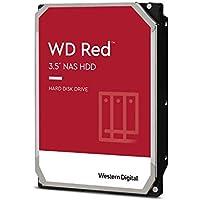 """WD Red 4TB Disco Duro Interno NAS 3.5"""" - 5400 RPM, SATA 6 GB/s, SMR, 256MB Cache – WD40EFAX"""