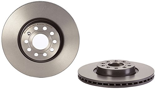 Brembo 09.9772.11 - Disco Freno Anteriore con verniciatura UV - Set di 2 dischi