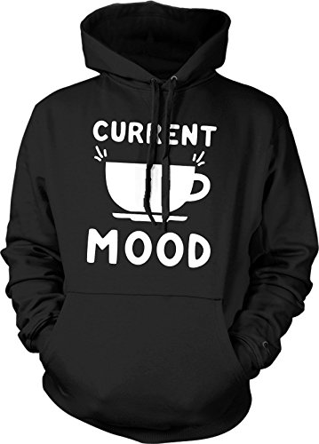 current-mood-coffee-funny-caffeine-drinking-cafe-late-unisex-hoodie-black-xl