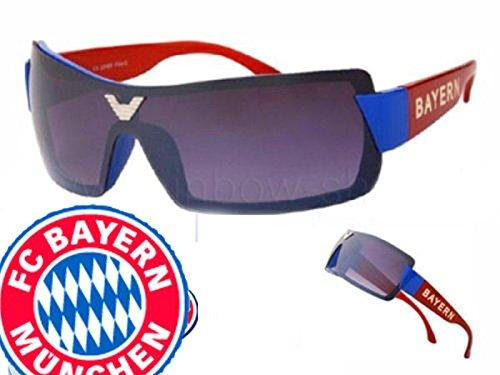 TV-24 Bayern Sonnenbrille + FC Bayern München Bierdeckel