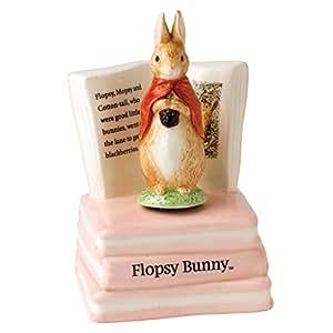 Flopsy de Beatrix Potter Boîte à musique à remonter