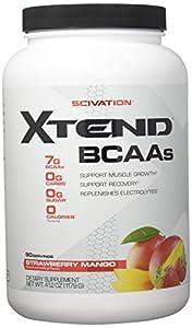 Scivation XTEND BCAA 2: 1: 1-Verhältnis Aminosäure Muskelaufbau Bodybuilding...