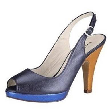Patrizia Dini  Pumps, Escarpins pour femme Bleu - Bleu