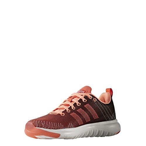 Adidas CLOUDFOAM Super Flex W Damen Laufschuhe, Pink–(rosimp/negbas/Ftwbla) 36 Arancione (Brisol/Corsen/Ftwbla)