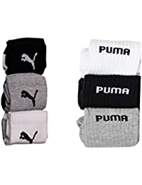 PG Fashion Women's Cotton Sports Ankle Length Towel Socks (Multicolour) - Set of 6