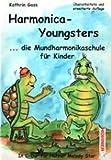 HARMONICA YOUNGSTERS - arrangiert für Mundharmonika [Noten / Sheetmusic] Komponist: GASS KATHRIN